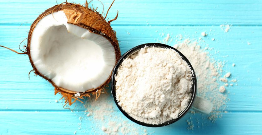 Farinha de coco