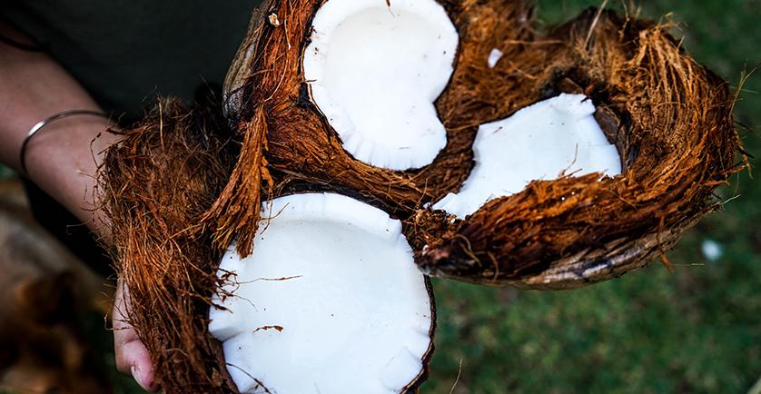 Coco branco